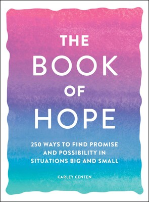 Book cover for The Book of Hope